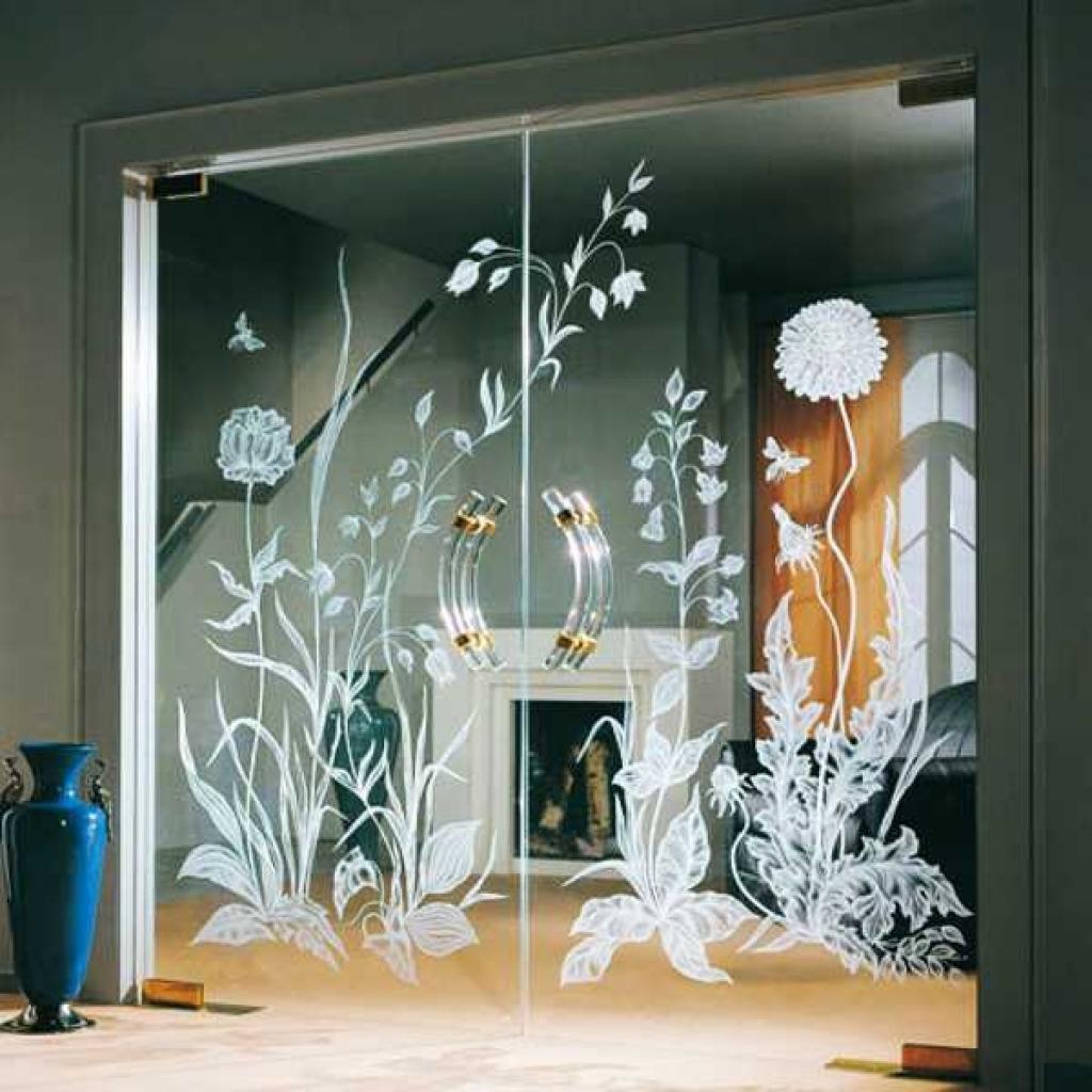 porte in vetro per interni originali